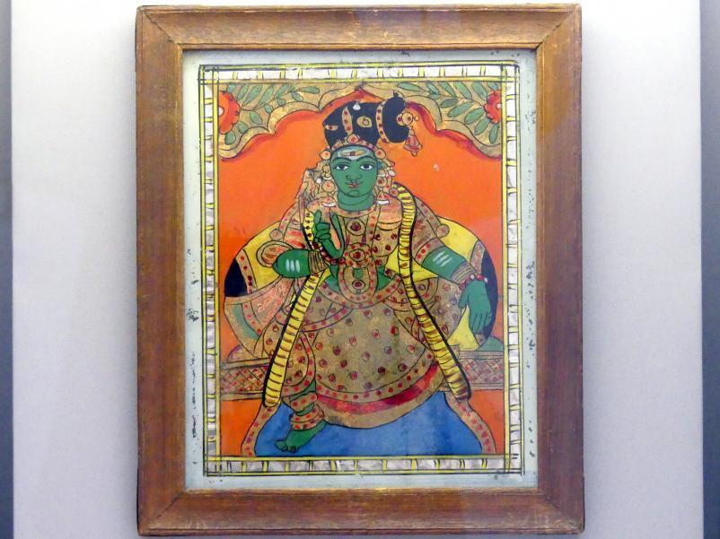 Vishnu in seiner zweiten Inkarnation als Schildkröte, um 1900