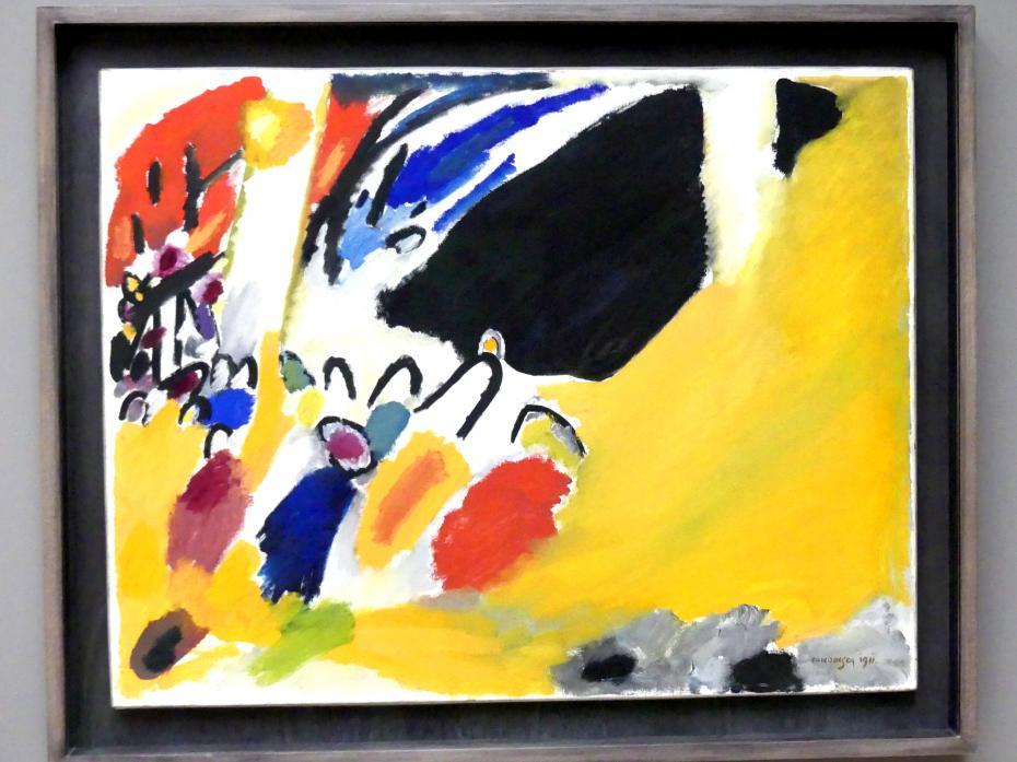 Wassily Kandinsky: Impression III (Konzert), 1911