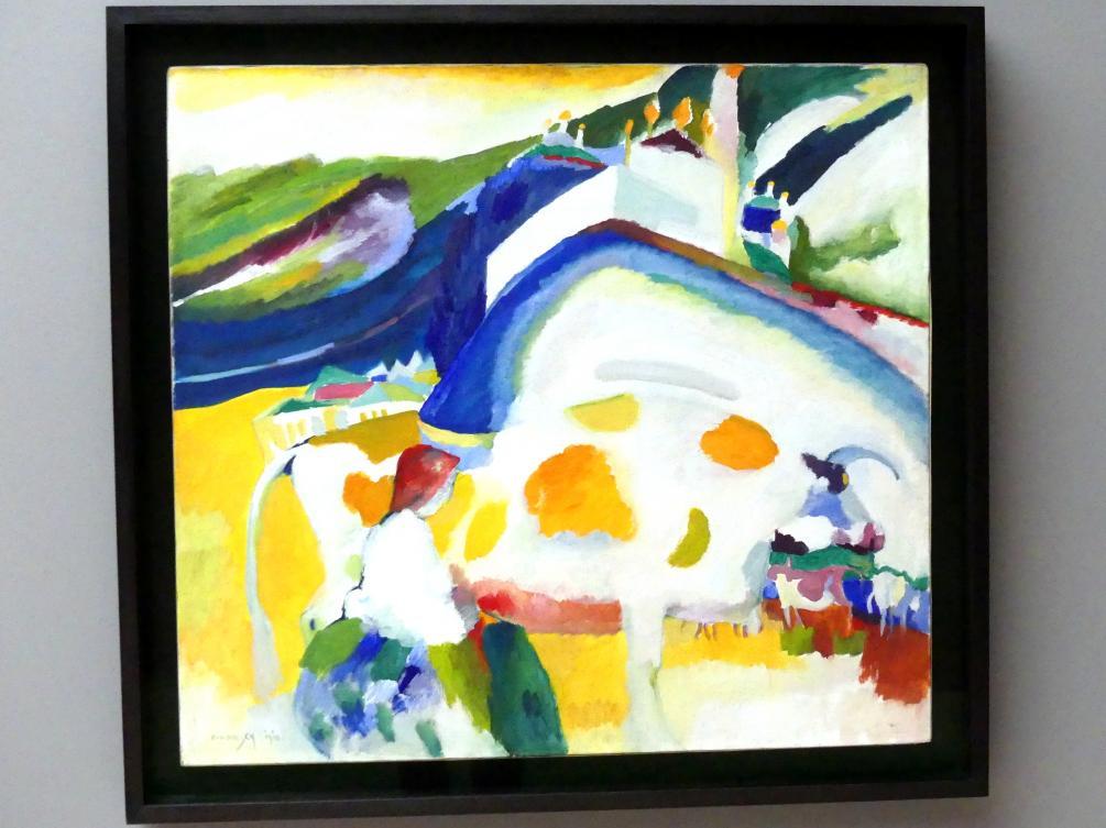 Wassily Kandinsky: Die Kuh, 1910