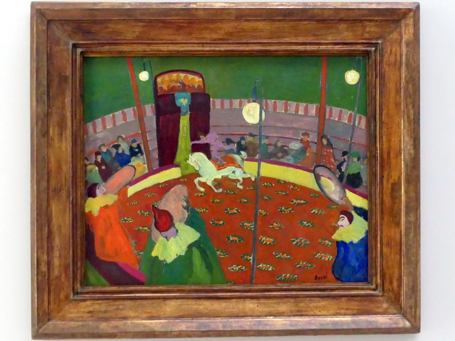 Erma Bossi: Zirkus, 1909