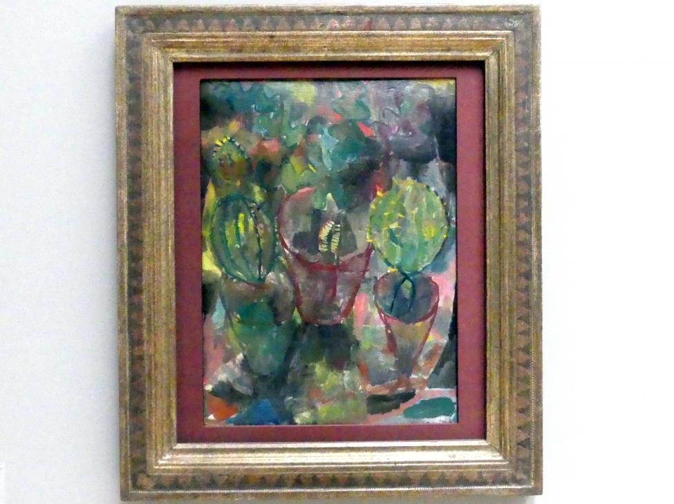 Paul Klee: Kakteen, um 1912