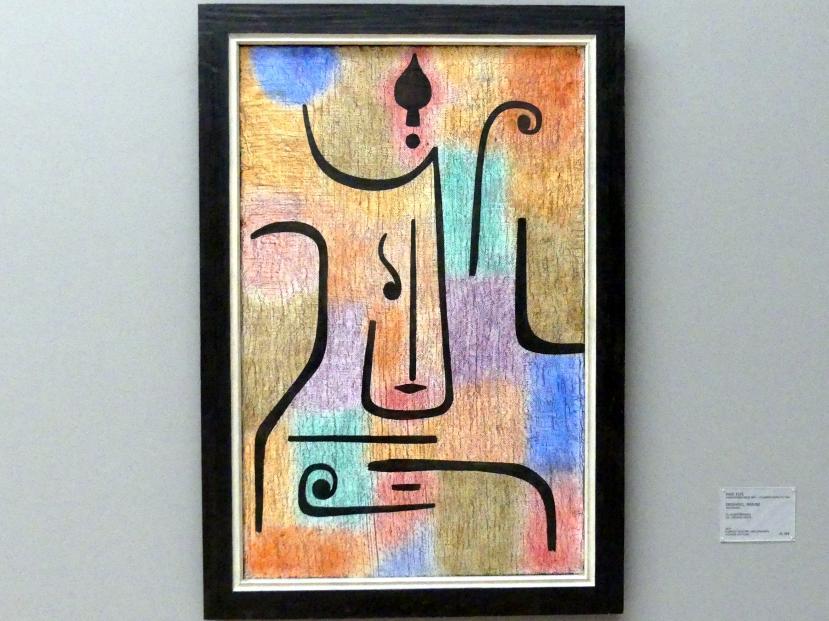 Paul Klee: Erzengel, 1938