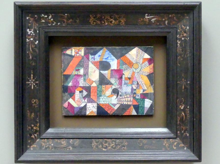 Paul Klee: Stadt R, 1919