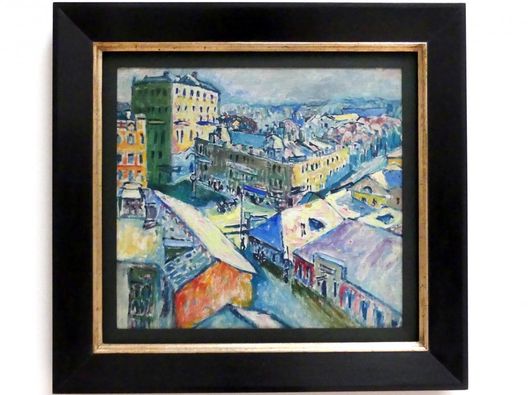 Wassily Kandinsky: Zubovsky Platz, 1916