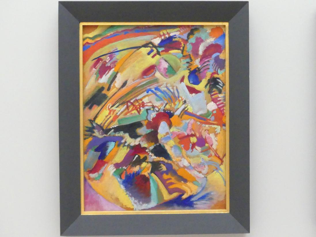 Wassily Kandinsky: Unbenannte Improvisation I, Undatiert