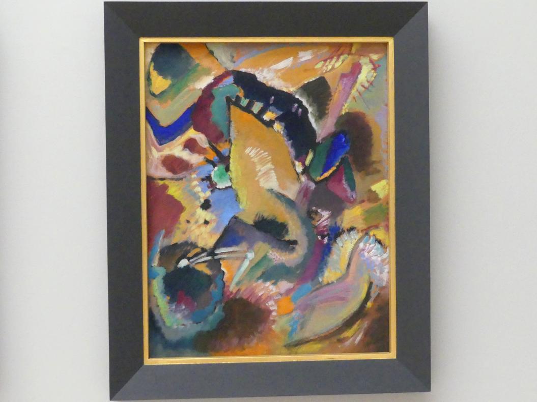 Wassily Kandinsky: Studie zu einem Wandbild für Edwin R. Campbell Nr. 2, 1914