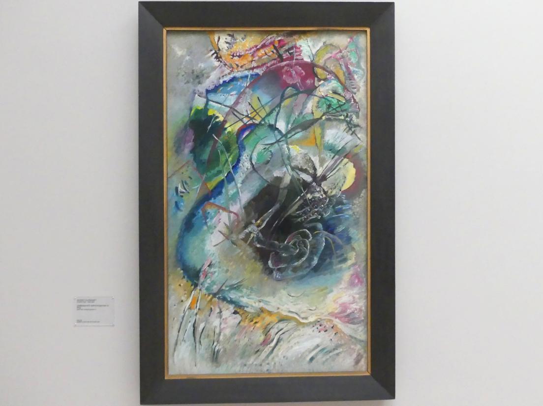 Wassily Kandinsky: Unbenannte Improvisation IV, 1914