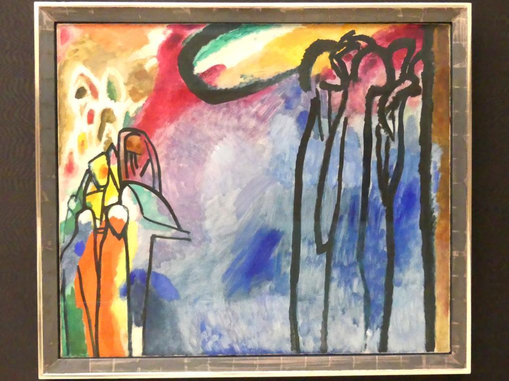 Wassily Kandinsky: Improvisation 19, 1911