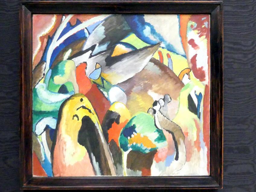 Wassily Kandinsky: Improvisation 19A, 1911