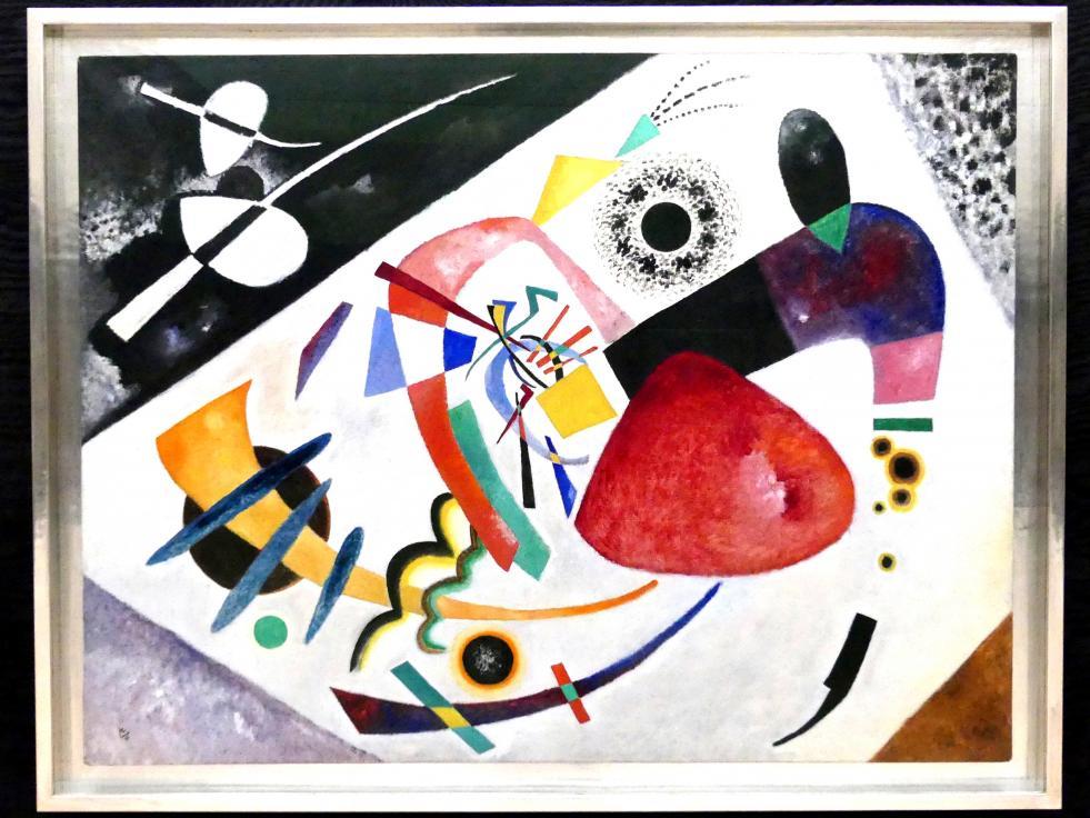 Wassily Kandinsky: Roter Fleck II, 1921