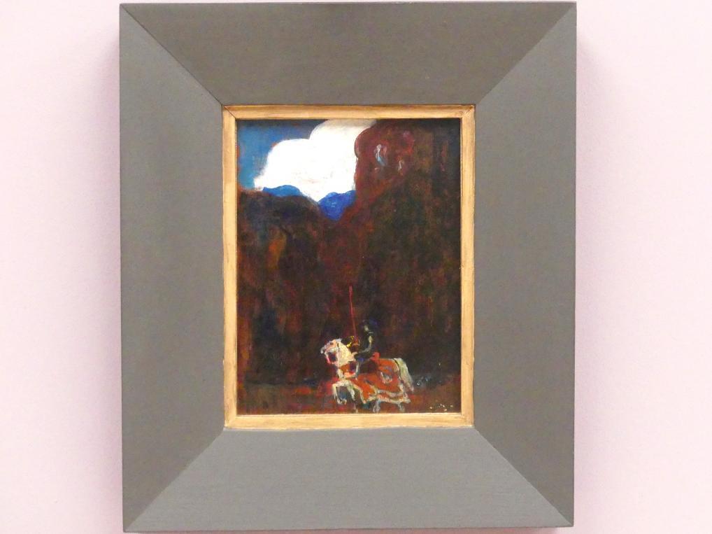 Wassily Kandinsky: Im Walde, 1904