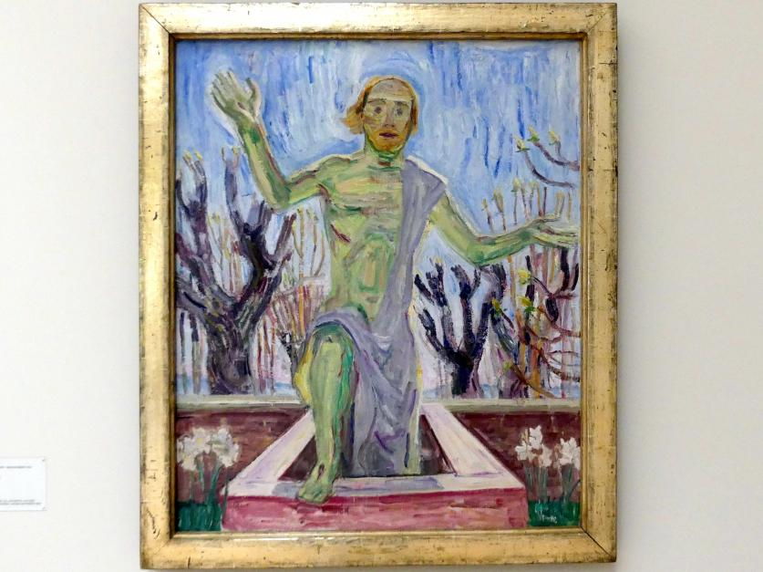 Karl Caspar: Ostern, 1926