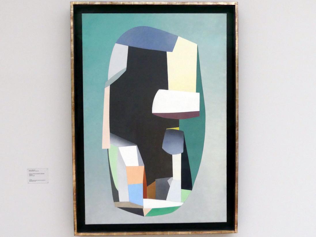 Jean Hélion: Hohle Figur (Figure creuse), 1936 - 1937