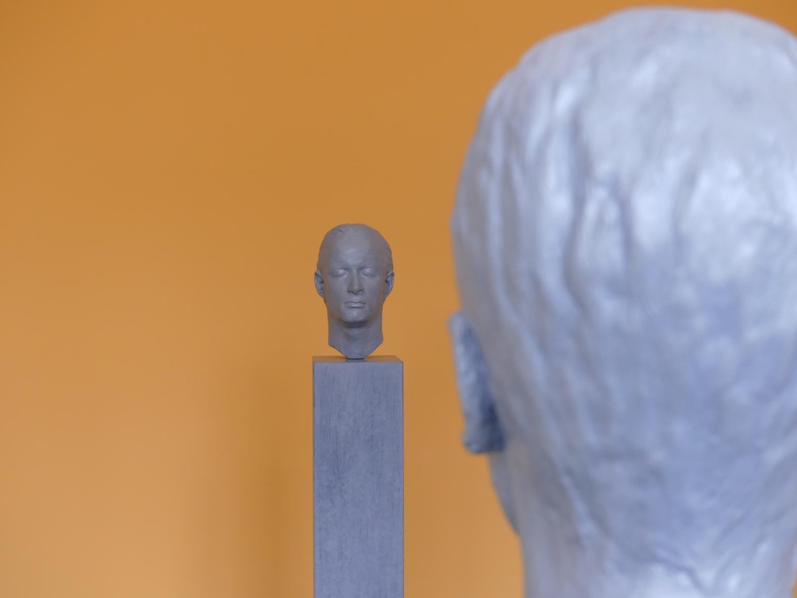 Gerhard Richter: Zwei Skulpturen für einen Raum von Palermo, 1971