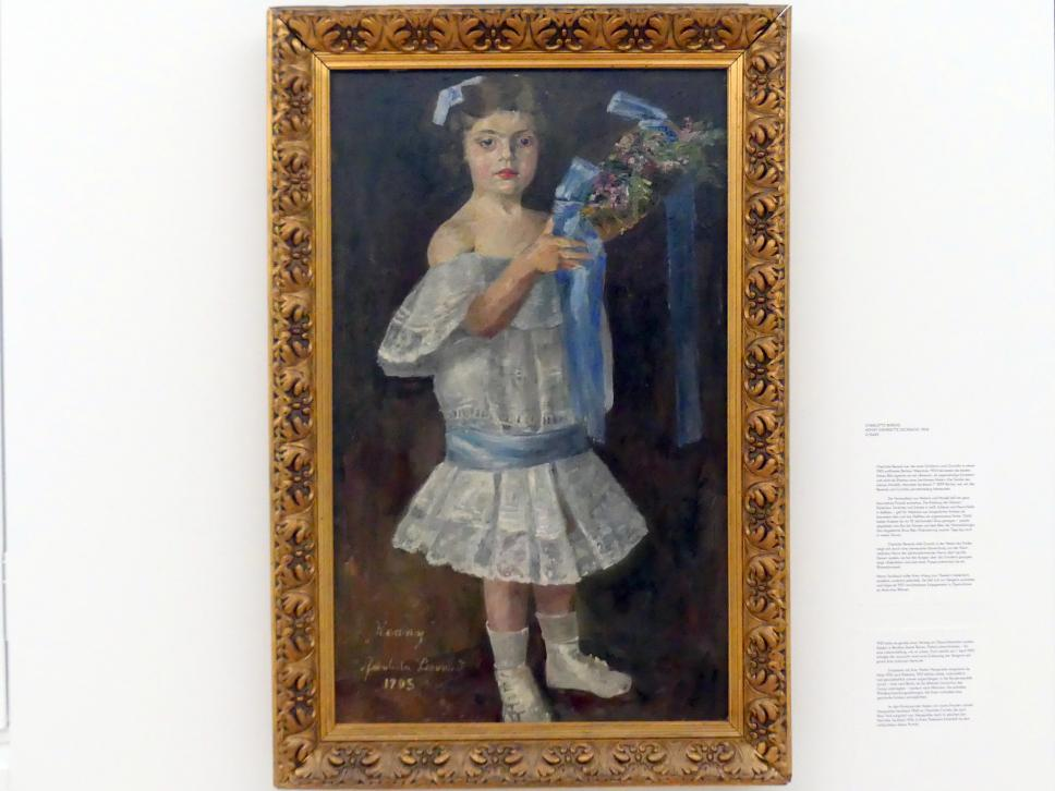 Charlotte Berend-Corinth: Henny (Henriette Seckbach), 1904