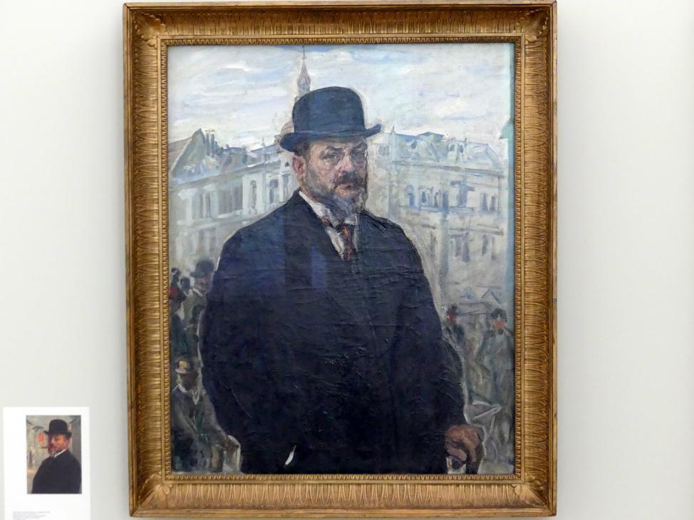 Max Slevogt: Selbstbildnis, 1913