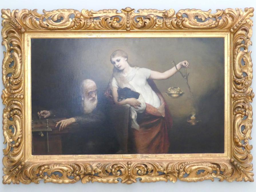 Gabriel von Max: Der Vivisektor, 1883