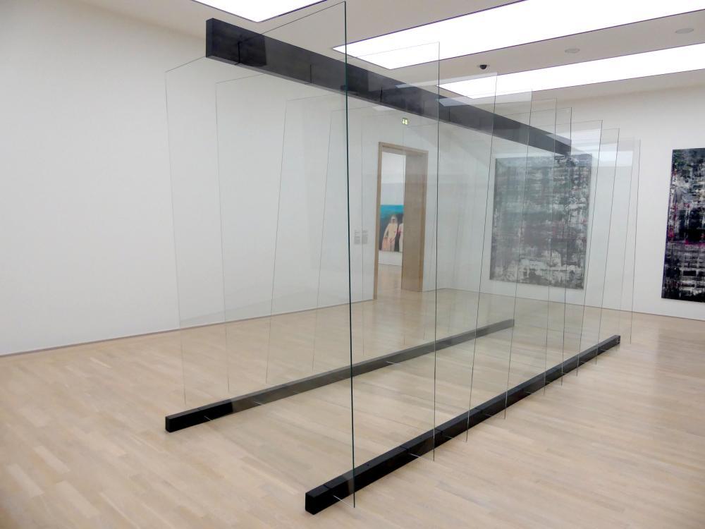 Gerhard Richter: 10 Scheiben (WV 931-1), 2013