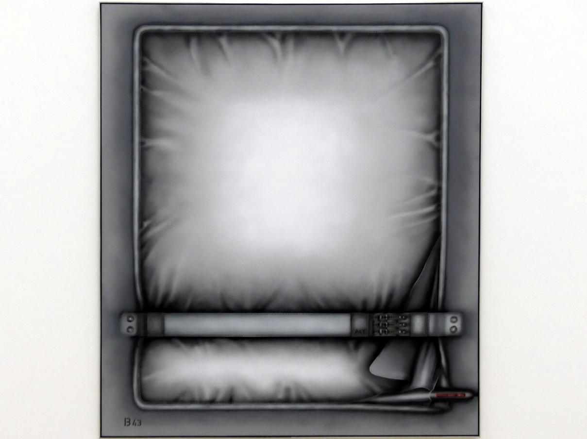 Hannsjörg Voth: Ohne Titel, 1973