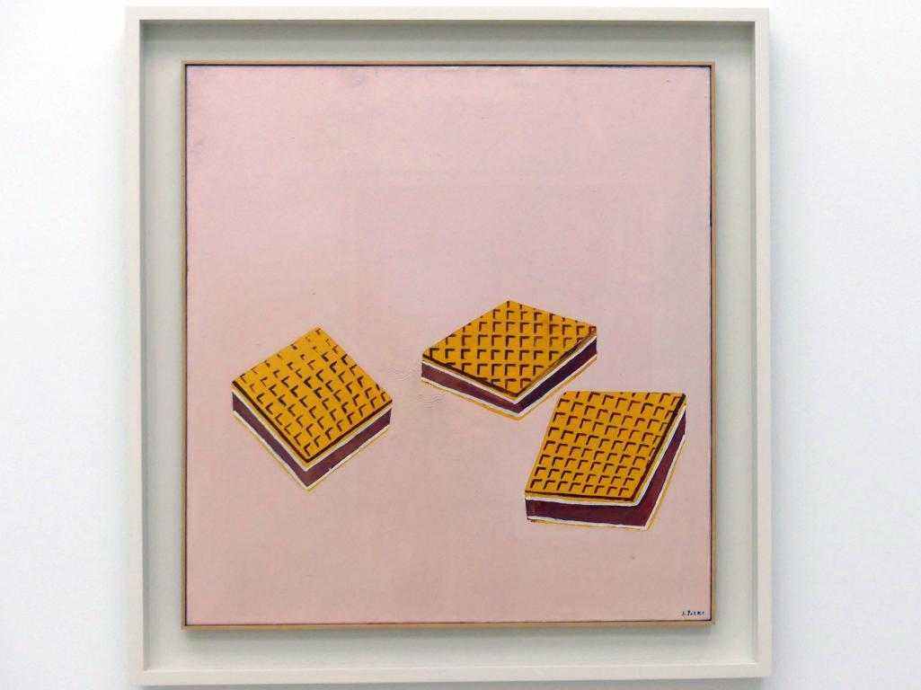 Sigmar Polke: Kekse, 1964