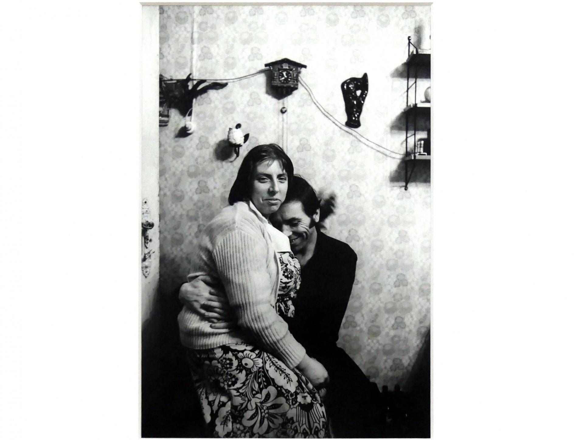Helga Paris: Freunde der Familie Schurig, 1976