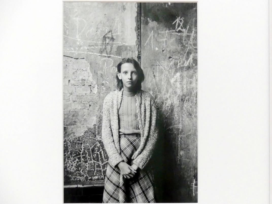 Helga Paris: Ramona, Kollwitzstrasse, 1982