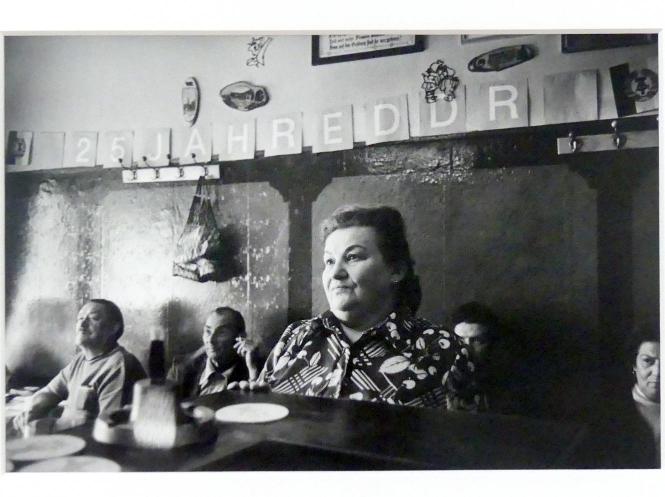 Helga Paris: Aus: Berliner Kneipen, 1974