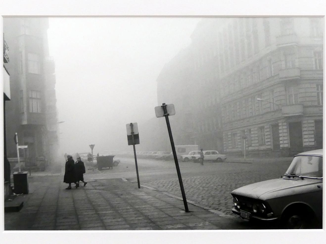 Helga Paris: Marienburger Strasse, um 1970 - 1980