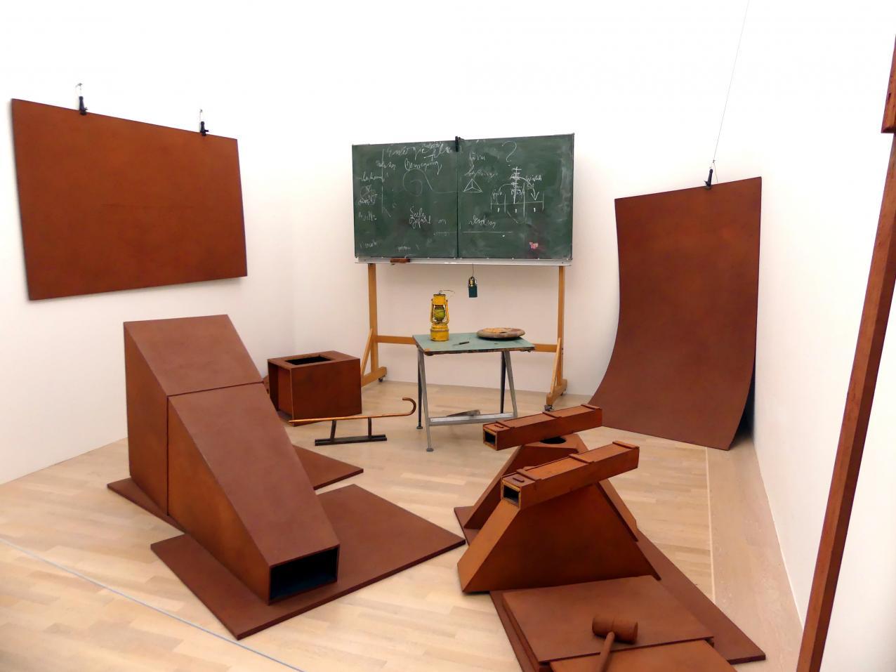 Joseph Beuys: Vor dem Aufbruch aus Lager I, 1970 - 1980