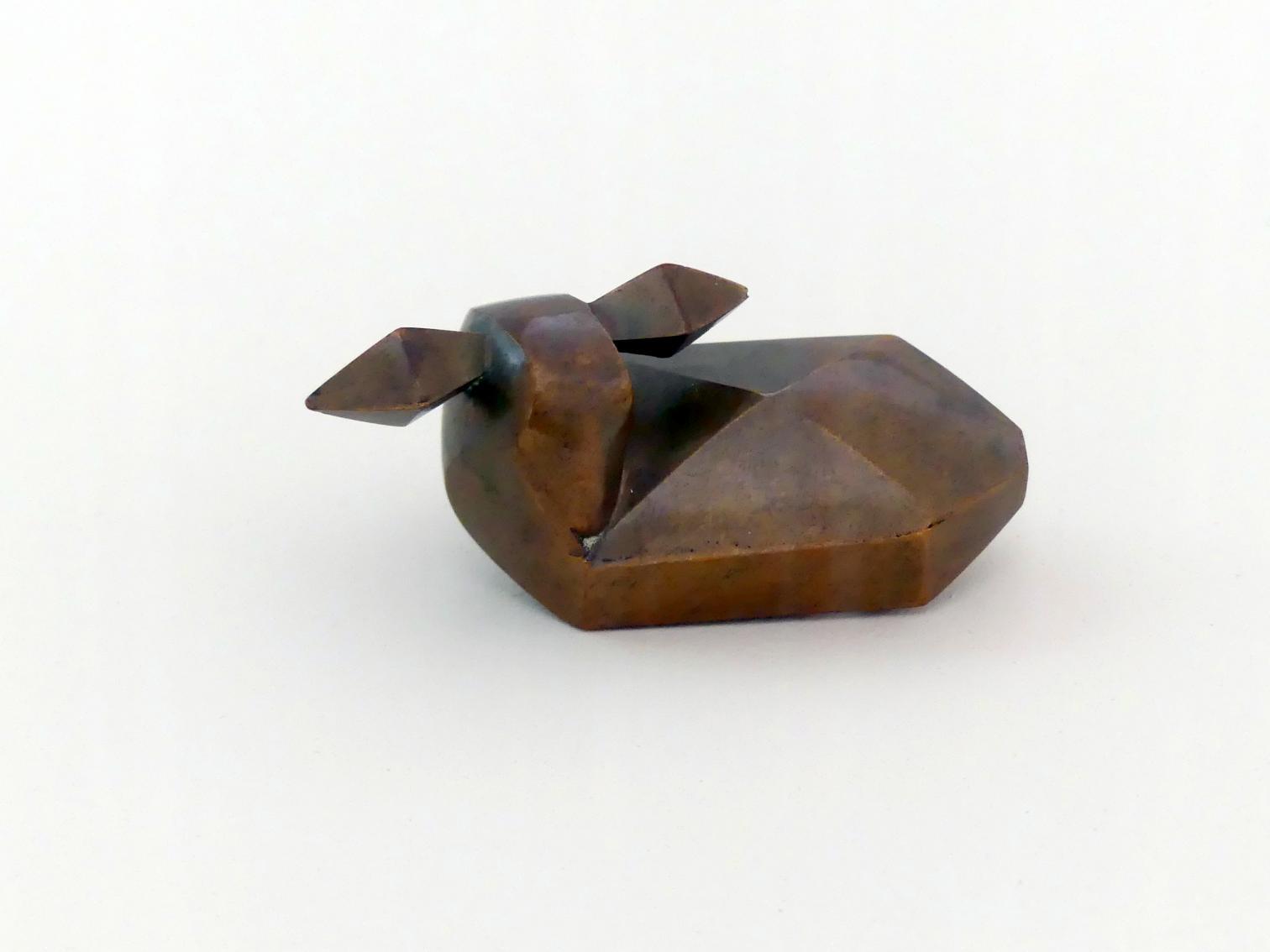 Joseph Beuys: Ohne Titel (kleines Schaf), 1949