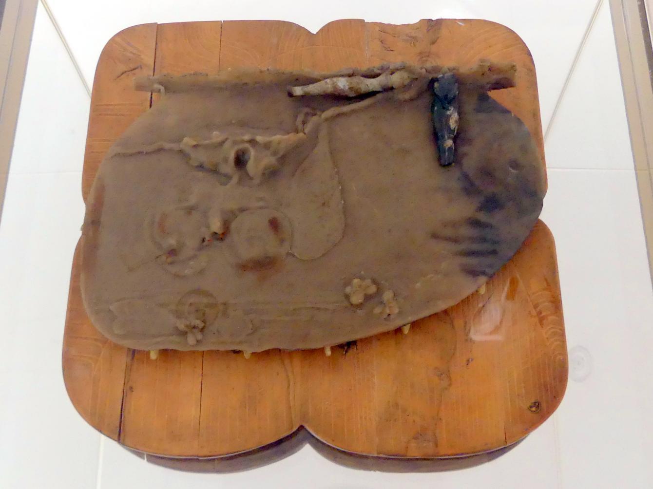 Joseph Beuys: Bienenkönigin I, 1947 - 1952
