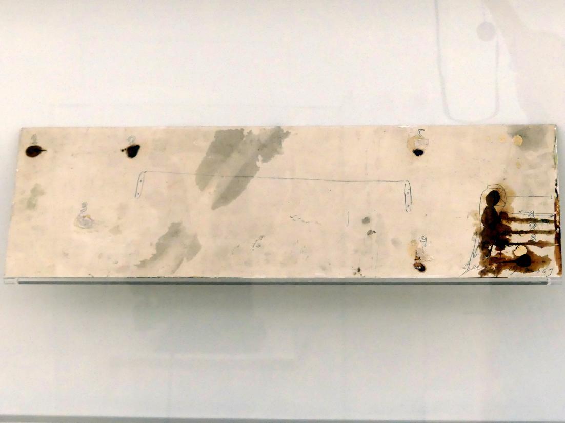 Joseph Beuys: Ohne Titel, 1958 - 1969
