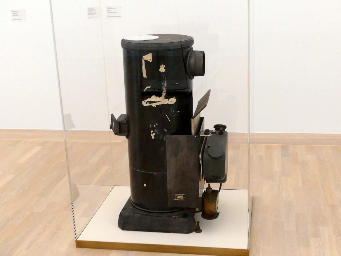 Joseph Beuys: Ofen, 1970