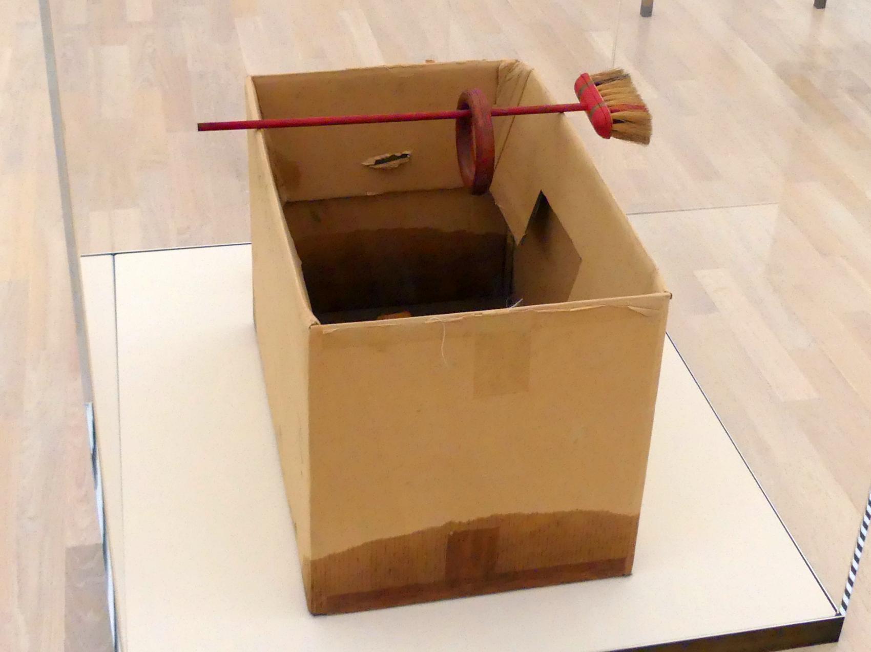 Joseph Beuys: Fluxusobjekt, 1962