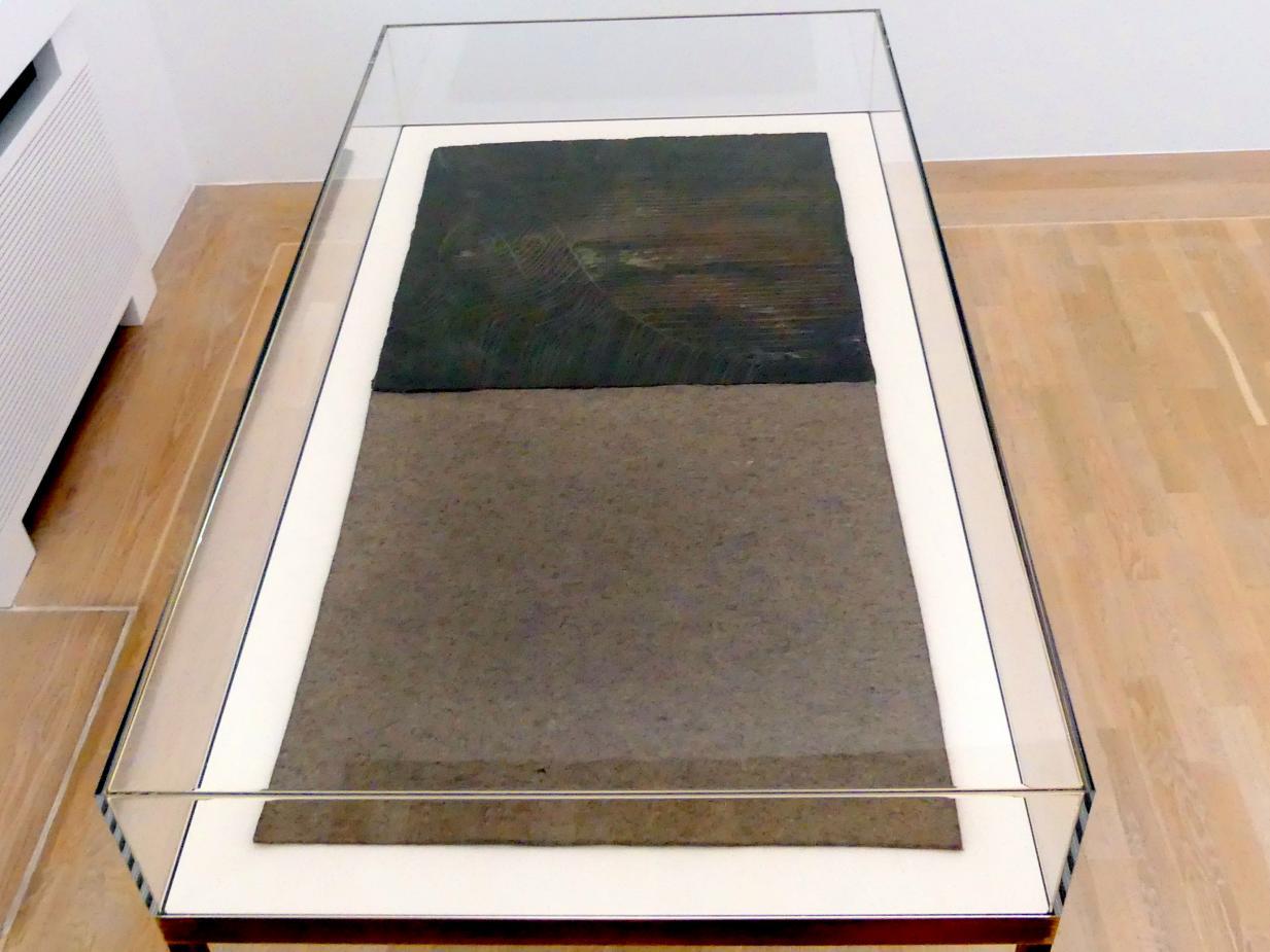 Joseph Beuys: Grosse Bronze mit weichen Rillen, 1947 - 1971