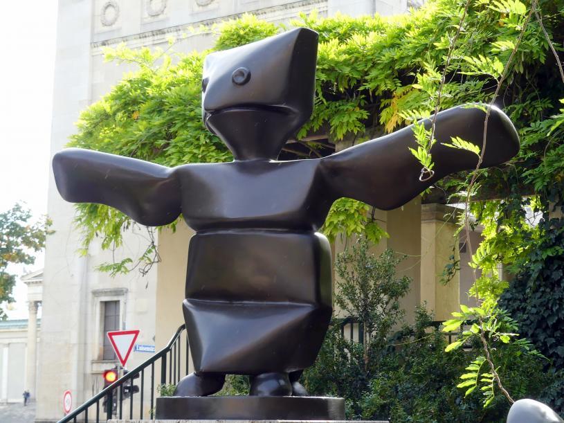 Max Ernst: Der Assistent, 1967 - 1974
