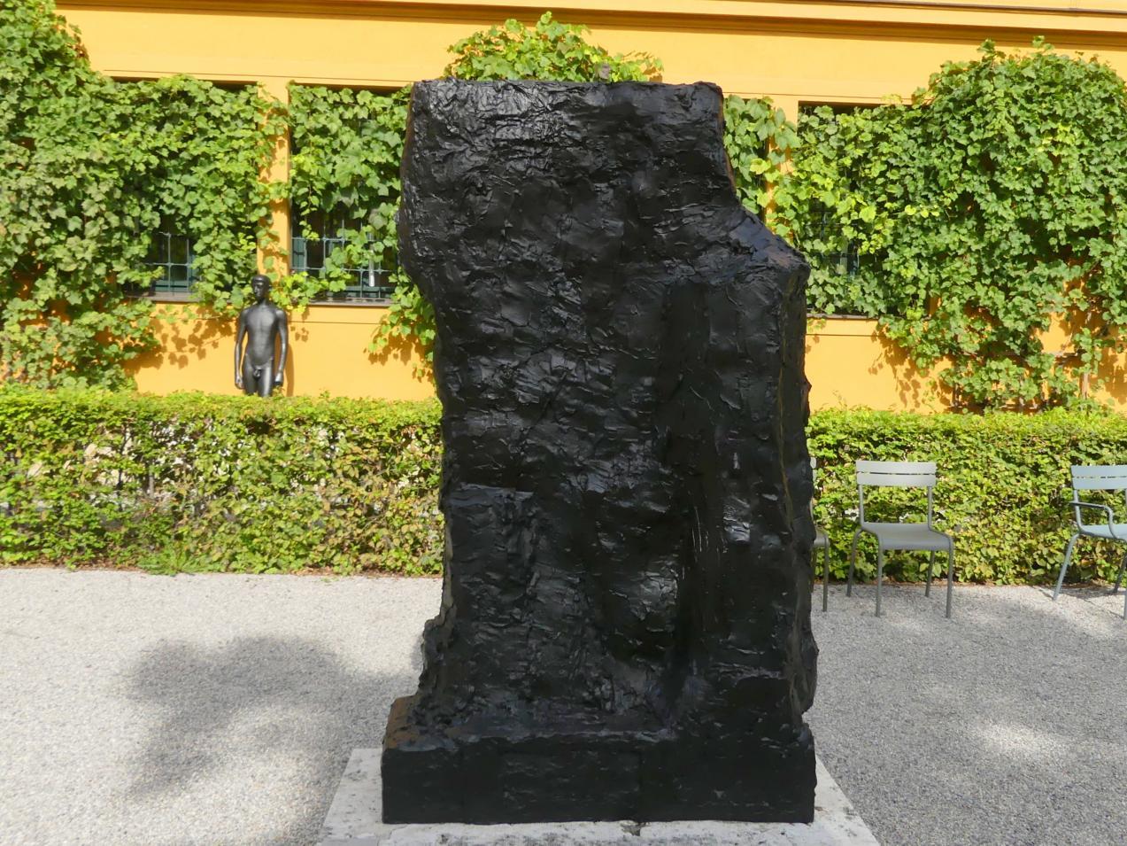 Per Kirkeby: Torso I, 1983