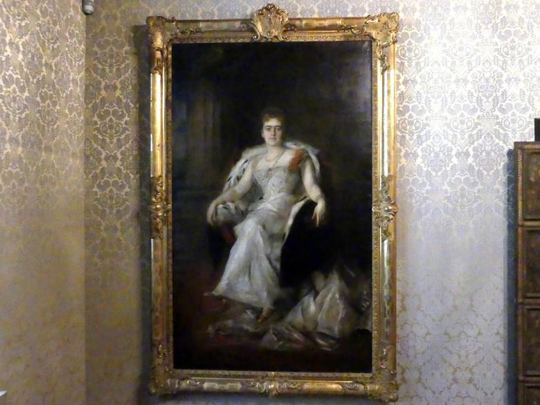 Franz von Lenbach: Emma von Lang-Puchhof, 1899