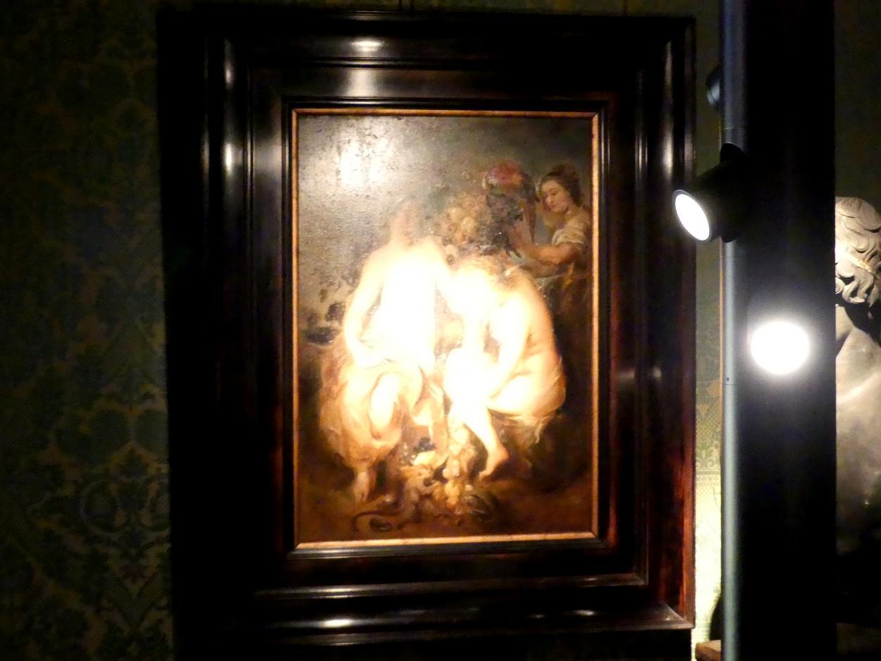 Franz von Lenbach: Ceres und die Nymphen, um 1890 - 1900