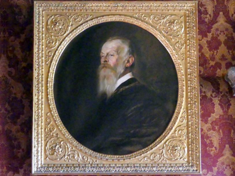 Franz von Lenbach: Prinzregent Luitpold von Bayern, 1903