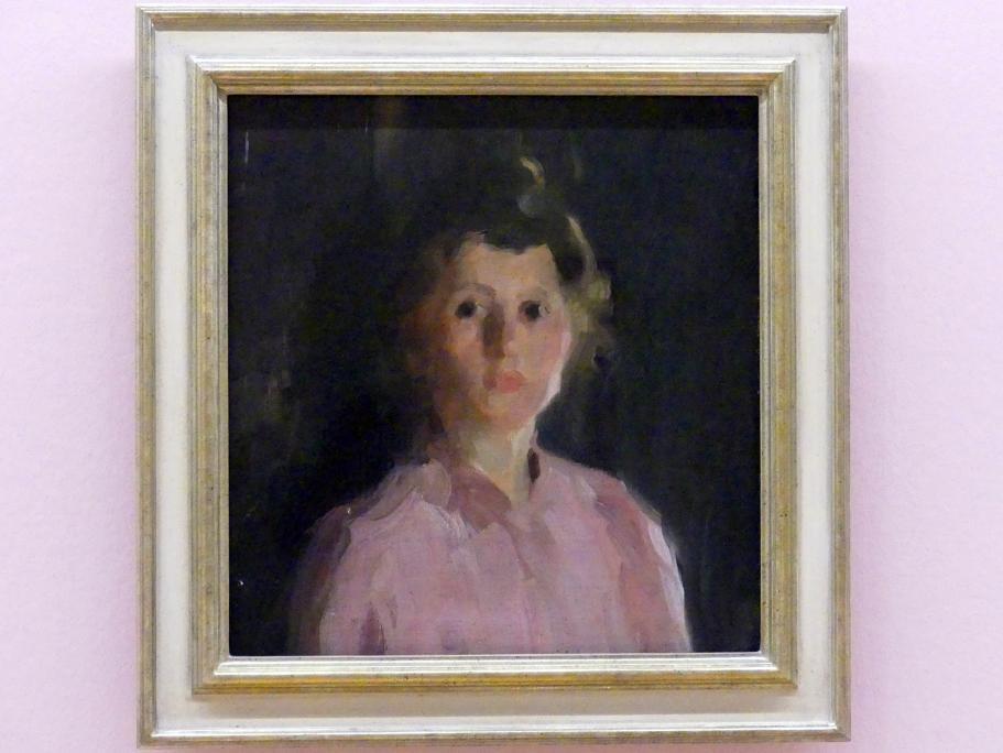 Alexej von Jawlensky: Helene fünfzehnjährig, 1900