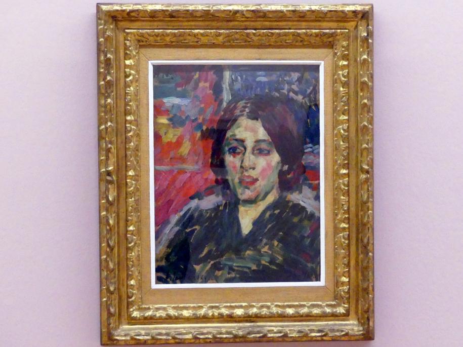 Alexej von Jawlensky: Madame Curie I, 1905