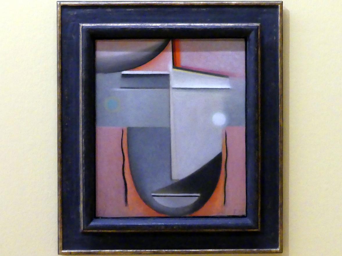 Alexej von Jawlensky: Abstrakter Kopf: Liebe, 1925