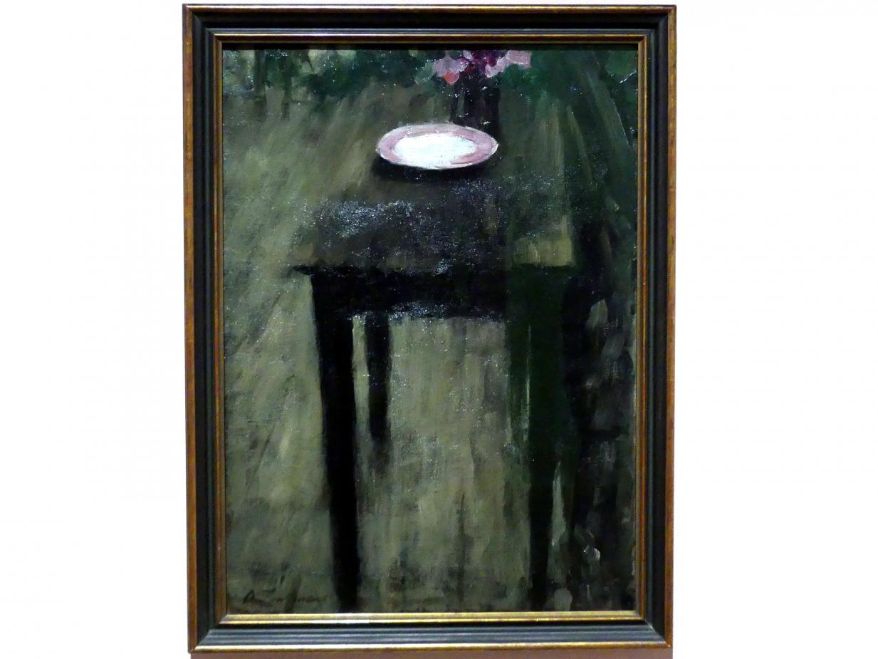 Alexej von Jawlensky: Schwarzer Tisch, 1901