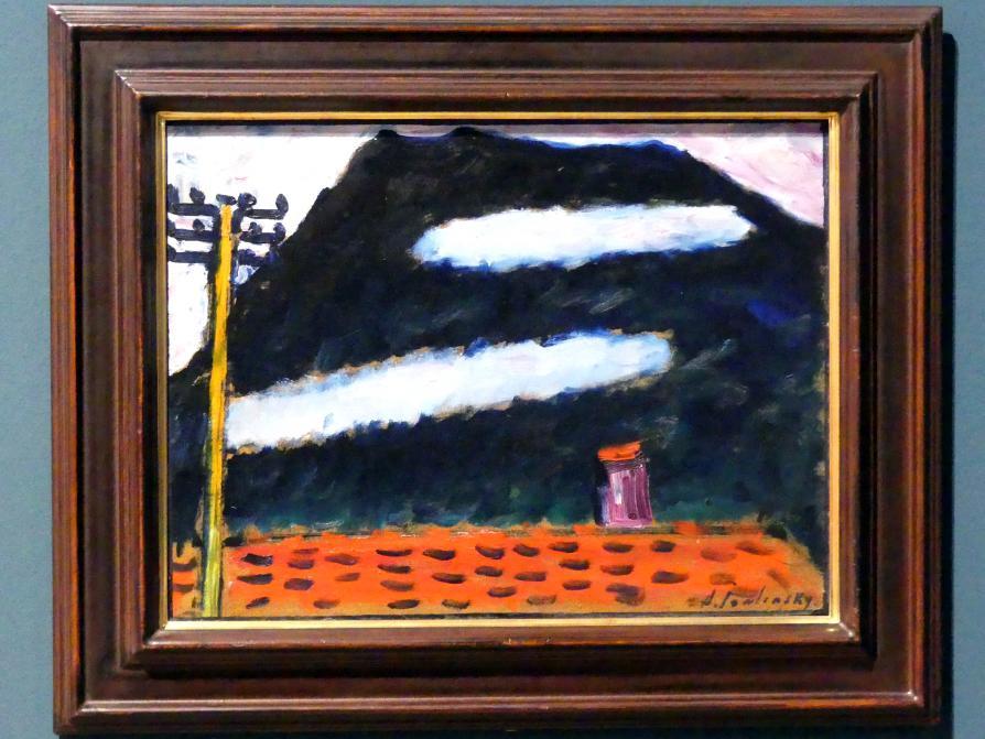 Alexej von Jawlensky: Zwei weiße Wolken, 1909