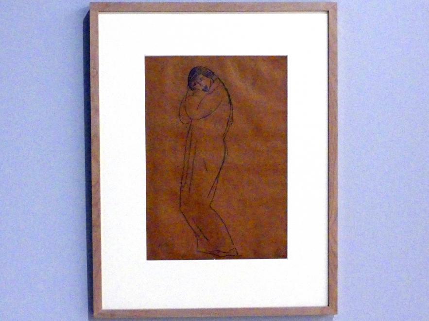 Alexej von Jawlensky: Der Tänzer Sacharoff, um 1912