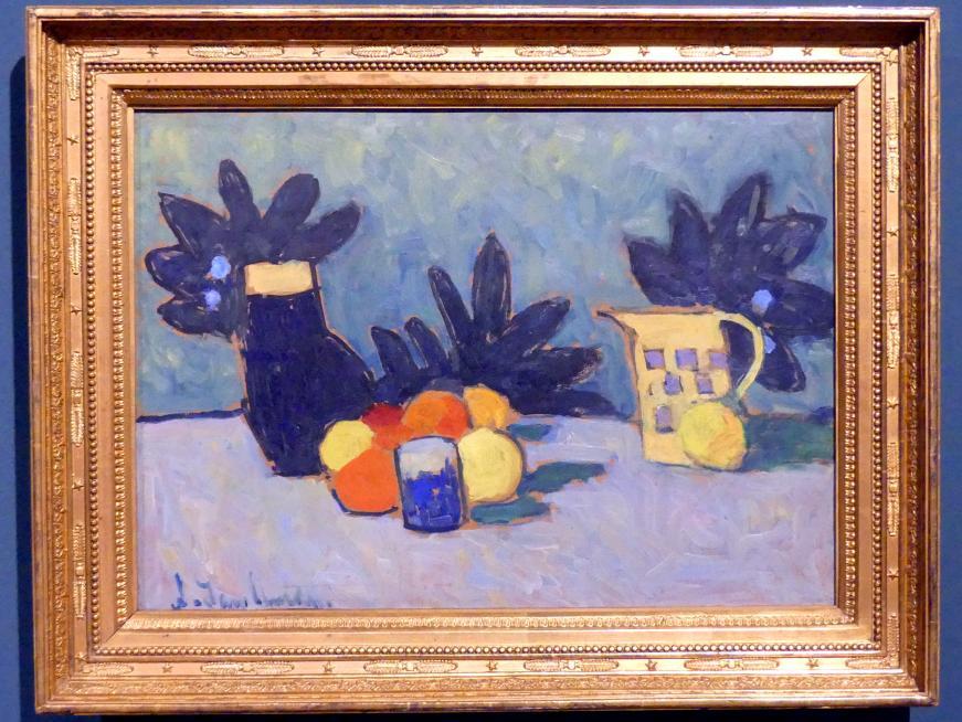 Alexej von Jawlensky: Stillleben mit Früchten, Um 1910