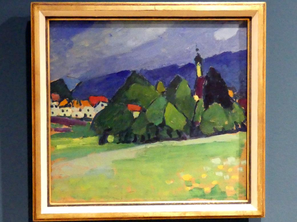Alexej von Jawlensky: Murnau, um 1910