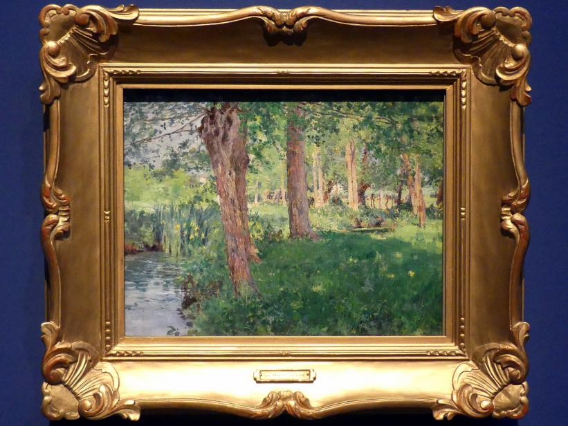 William Blair Bruce: Giverny, 1887