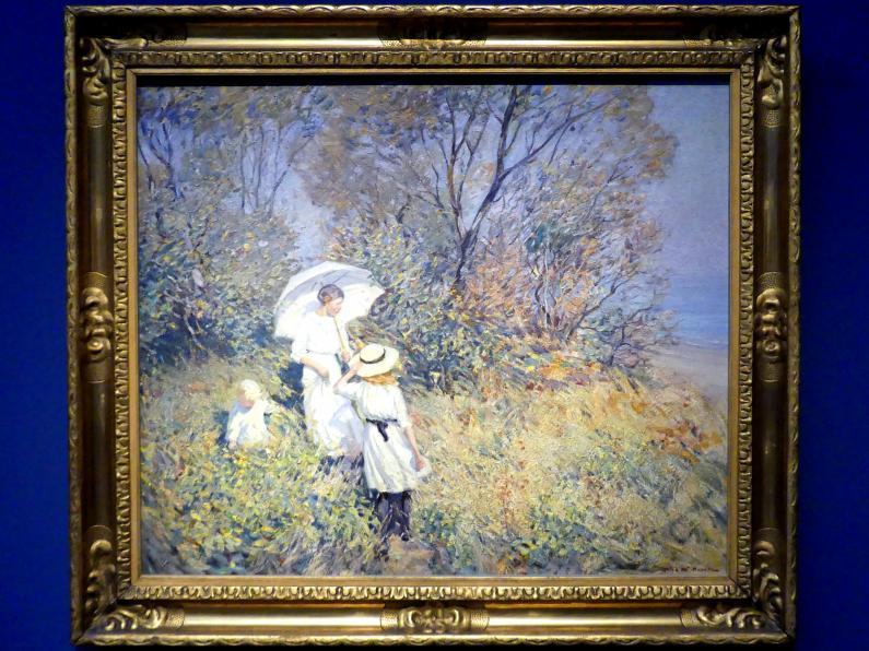 Helen McNicoll: Sonniger September, 1913